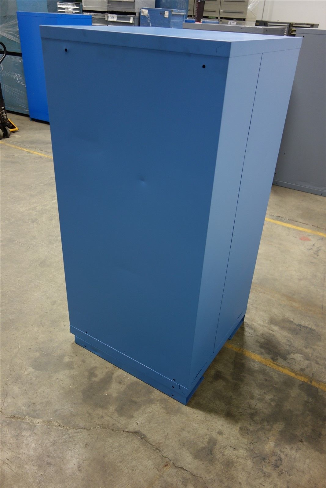 Used Lista 11 Drawer Modular Cabinet Industrial Tool