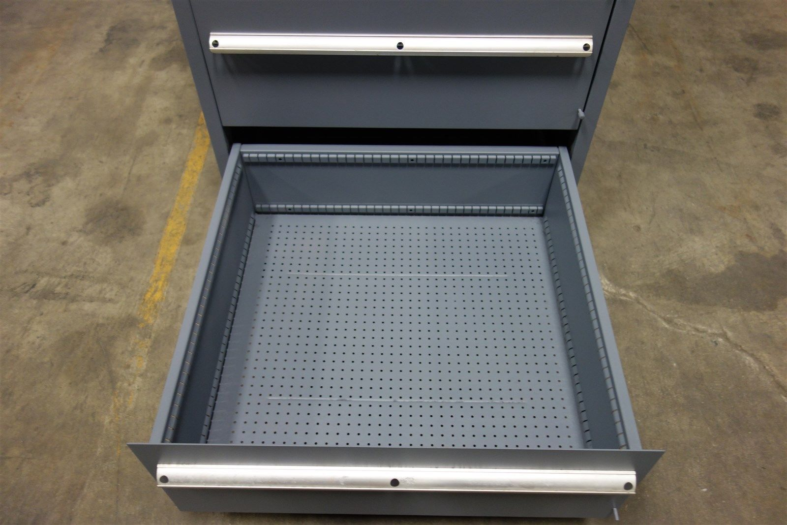 Used Lista 6 Drawer Cabinet Industrial Tool Storage 1429